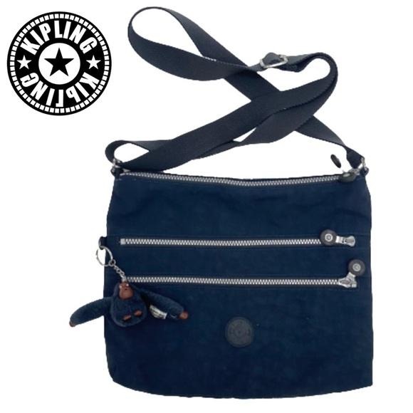 Kipling Keiko Travel Crossbody bag, Blue
